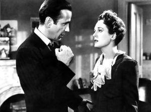Humphrey Bogart-Mary Astor (sensacine)